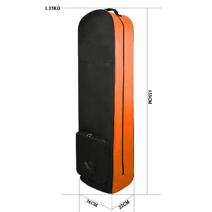 Bolsa de Aire de una Sola Capa de Orange Golf - Paquete de ...