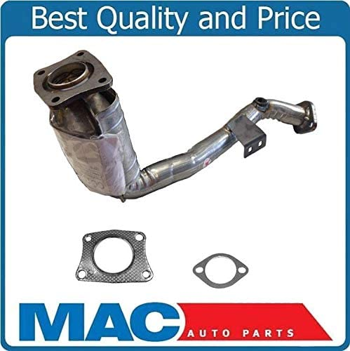 10//97-12//99 Front Exhaust Down Pipe /& Catalytic Converter for Ford Escort 1.8