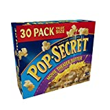 Pop Secret Popcorn, Movie Theater Butter, 30 Count