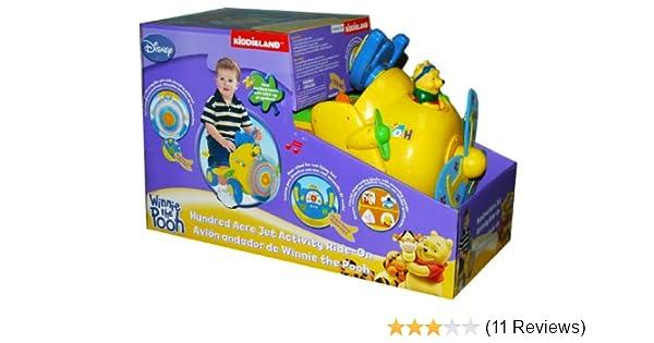 Amazon.com: Disney Winnie The Pooh Ride On - Hundred Acre ...