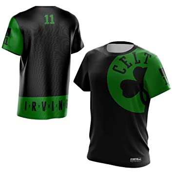 T Nameamp;number Uomo Kyrie Irving11 Shirt Celtics Gioventù Boston rBoWdECQex
