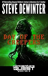 Day of the Creepers (Herobrine's Quest) (Volume 3)