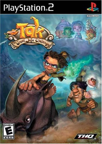 Tak : The Great Juju Challenge - PlayStation 2