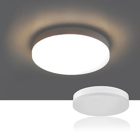 aeth Lux® 18 W LED Panel IP44 Lámpara de techo empotrable ...