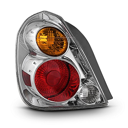 ACANII - For 2002-2004 Nissan Altima Rear Replacement Tail Light - Driver Side Only
