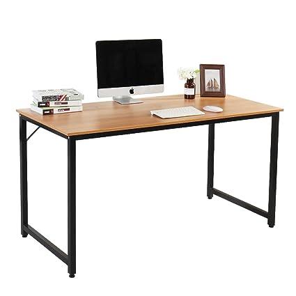 Amazoncom SogesHome Computer Desk PC Desk Office Desk - Table for office use