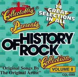 RAINBOW - History Of Rock 8  Various - Zortam Music