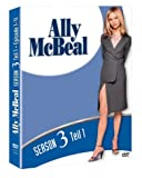 Ally McBeal - Season 3 - Box-Set 1 [3 DVDs] [Import allemand]