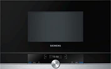 Siemens BF634RGS1 - Microondas (1220W, 59,4 cm, 31,8 cm, 38,2 cm ...