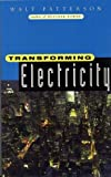 Transforming Electricity : The Coming Generation of Change, Patterson, Walt, 185383341X