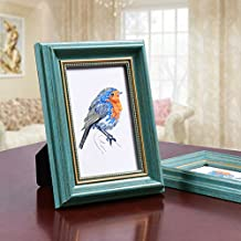 European style set up photo frame Creative wall hanging photo frame D 10.2x15.3cm(4x6inch)