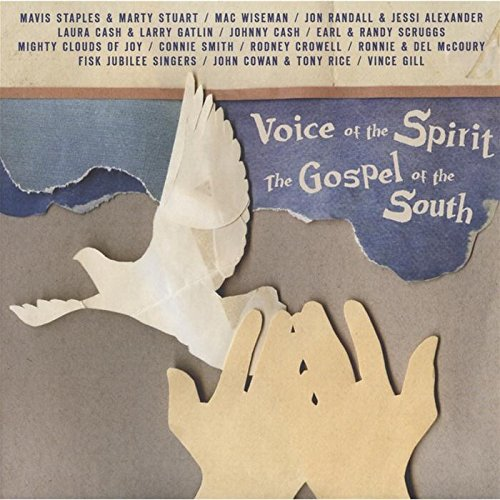 CD : VARIOUS ARTISTS - Voice Of The Spirit, Gospel Of The South (CD)