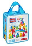 Mega Bloks First Builders 1-2-3 Count 30-Piece (Bag)