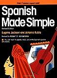 Spanish Made Simple, Eugene Jackson and Antonio Rubio, 0385188188