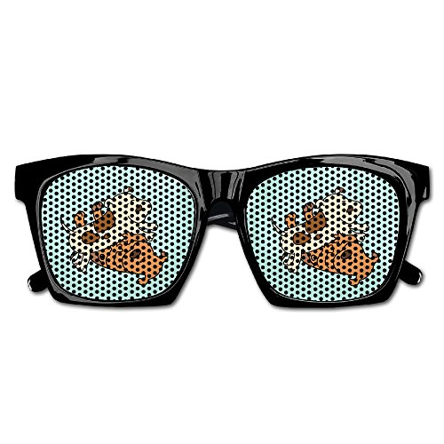 Cherry Park Cartoon Dog Rim Party Sunglasses & - Vancouver Eyewear