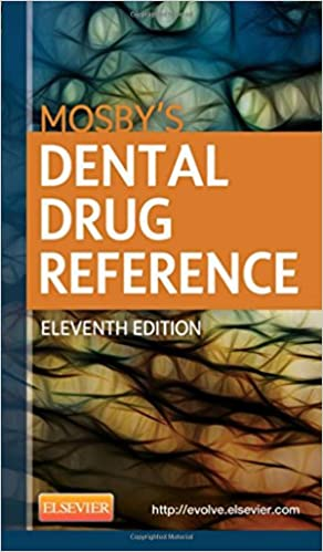 Reference pdf dental drug mosbys