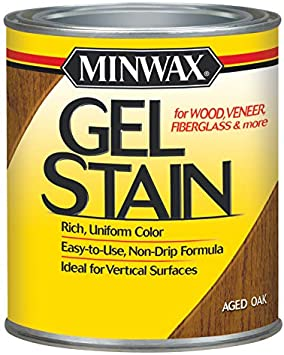 Minwax - Tinte de gel para madera interior, 56,8 cl: Amazon ...