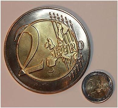 Jumbo 2 Euro Economy coin - Trick: Amazon.es: Juguetes y juegos