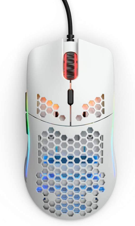 Glorious Model O Gaming Mouse- Best Gaming Mice For Fortnite 2021