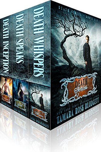 Death Books 1 3 Paranormal Romance ebook product image