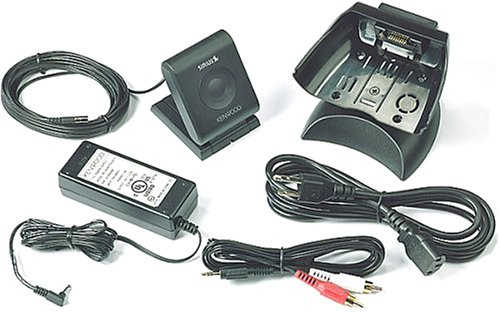 [Kenwood KPA-H2H Home Docking Kit for KTC-H2A1 Here2Anywhere Portable Sirius Satellite Tuner] (Kenwood Sirius Satellite Tuner)