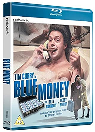 Blue Money Blu Ray Amazoncouk Tim Curry Debby Bishop