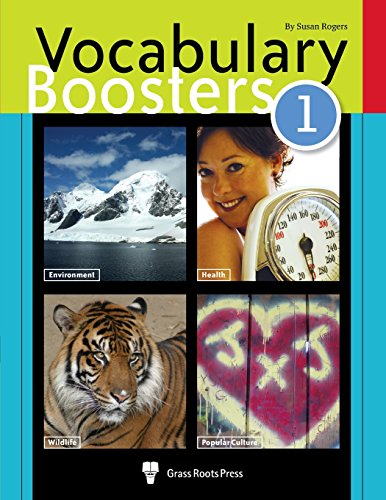 Vocabulary Boosters 1 ()