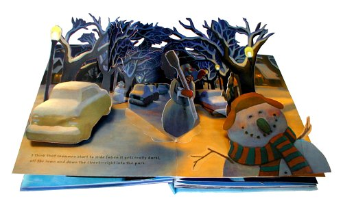 Snowmen Pop-Up Book by Dial (Image #2)