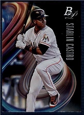 Amazoncom 2018 Bowman Platinum Baseball 78 Starlin Castro