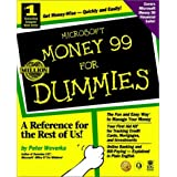 Microsoft Money 99 For Dummies
