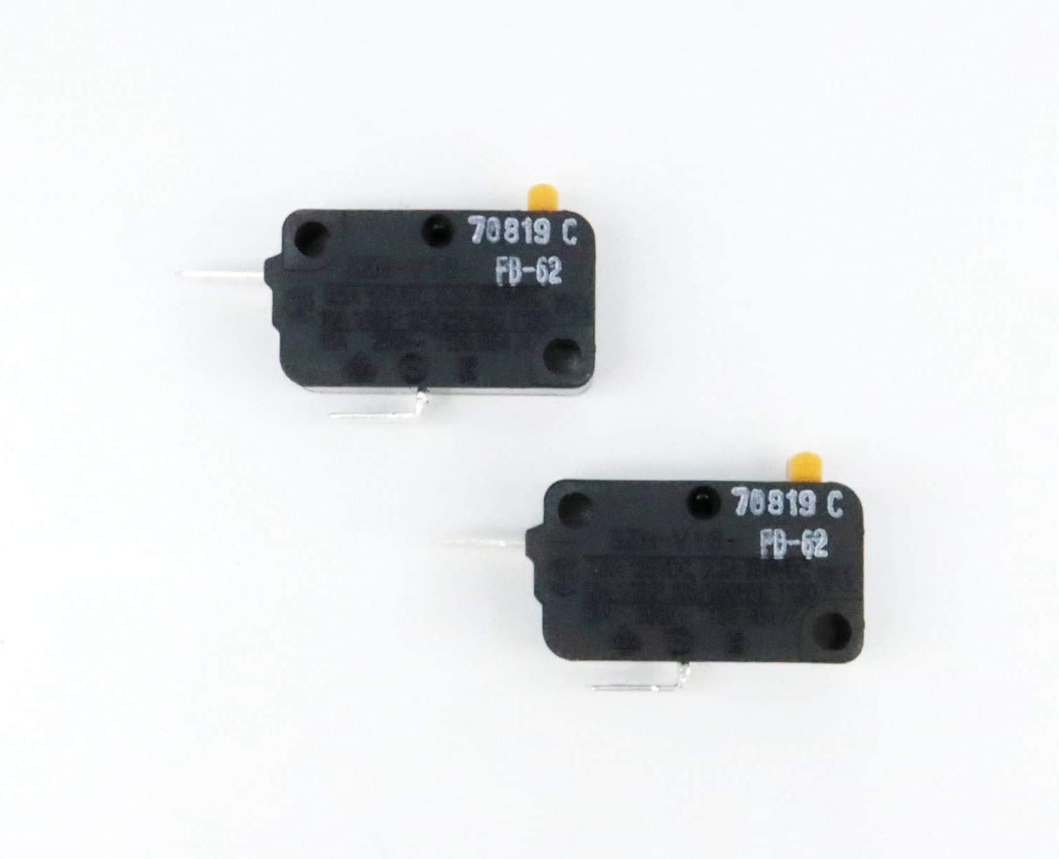 SZM-V16-FD-62 WB24X830 (2pcs) OEM Replacement Part for Monitor Switch by OEM Mania for GE Starion Microwave Oven: Home Improvement
