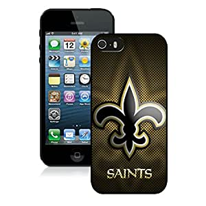 DIY Custom Phone Case For iPhone 5S New Orleans Saints 33 Black Phone Case For iPhone 5 5s Cover Case