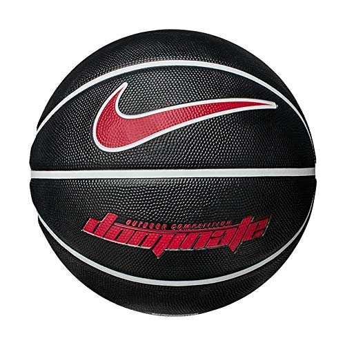 Basquete Dominate Nike Branca Vermelha