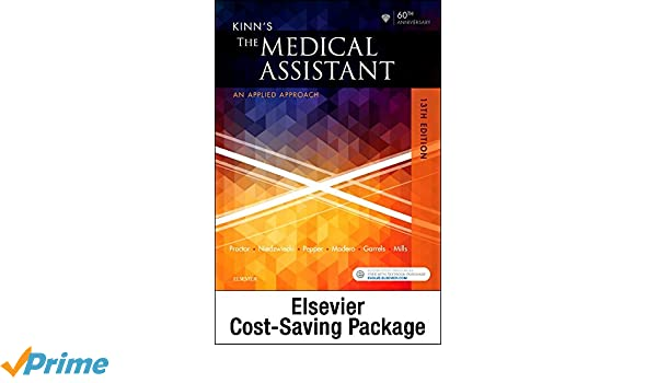 Kinns the medical assistant text study guide and procedure kinns the medical assistant text study guide and procedure checklist manual package 13e 9780323445986 medicine health science books amazon fandeluxe Gallery