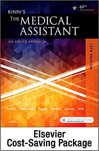 Kinns the medical assistant text study guide and procedure kinns the medical assistant text study guide and procedure checklist manual package 13e 9780323445986 medicine health science books amazon fandeluxe Image collections