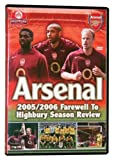 Arsenal 05-06 Farewell To Highbury DVD
