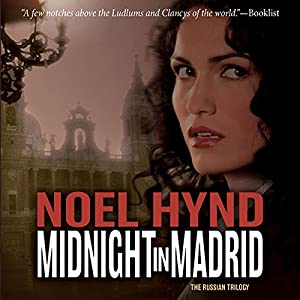 Midnight in Madrid Audiobook