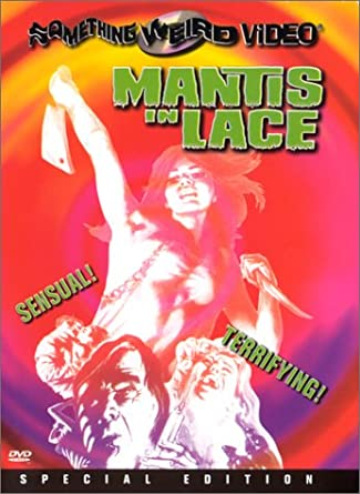 Amazon com: Mantis in Lace (Special Edition): Susan Stewart, Steve