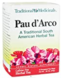 Traditional Medicinals Herb Tea Pau D'Arco 16 Bag