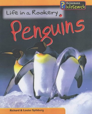 Life in a Rookery of Penguins (Animal Groups) PDF