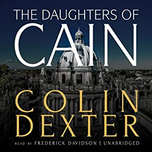 The Daughters of Cain Audiobook