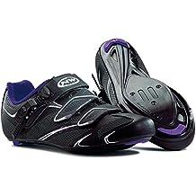 Northwave Starlight SRS Woman Black-Purple Shoes 2016