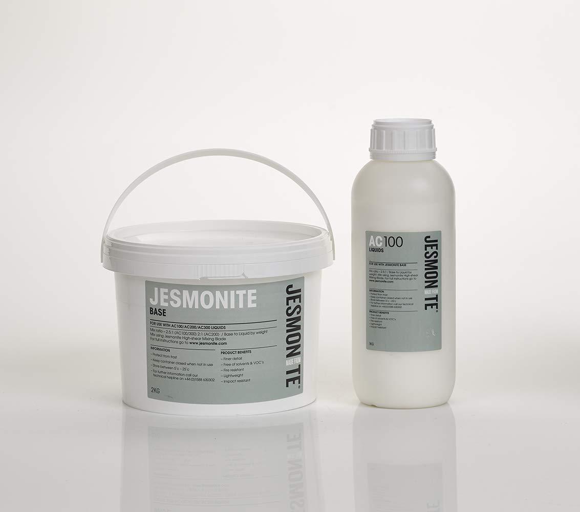 Jesmonite AC100 Water Based Casting Resin 3.5kg Kit