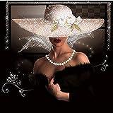 Bangle009 Clearance Sale Beauty Lady Rose 5D DIY Diamond Embroidery Painting Cross Stitch Home Wall Decor