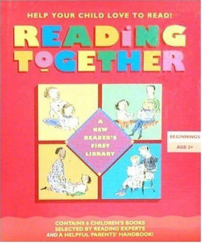 Reading Together Pack One: Red (Reading and Math Together) Reading Together Pack