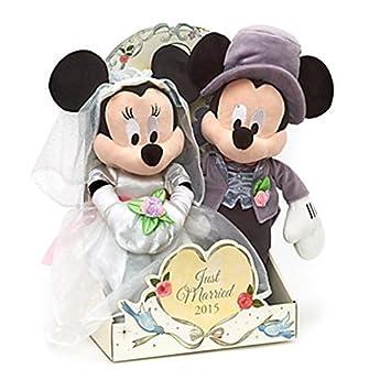 peluche disney mariage