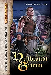 Hellbrandt Grimm: Graphic Novel Books 1-3 (Warhammer Novels)