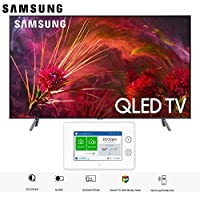 Samsung Q8FN Smart 4K Ultra HD QLED TV (2018) Bundle (75-Inch + Home Security Kit)