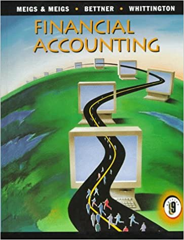 accounting meigs 9th book free edition meigs and