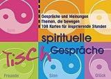 Spirituelle Tisch-Gespräche, 106 Karten
